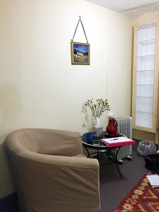 Therapy room in Bruton