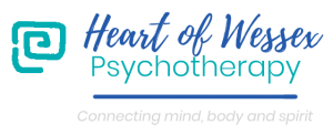 Logo for Heart of Wessex Psychotherapy